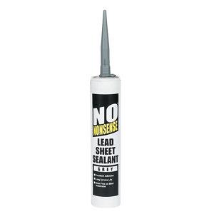 No Nonsense Grey Lead sheet sealant  0.31L