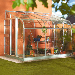 Image of 10x6 Apex Greenhouse