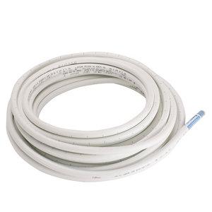 Plumbsure White PE-X Barrier pipe (L)15m (Dia)15mm