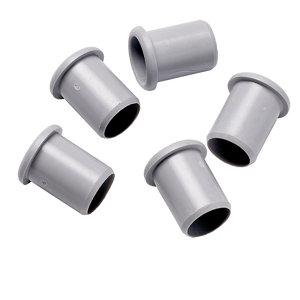 Image of Plumbsure Grey Plastic Push-fit Pipe insert (Dia)22mm Pack of 5