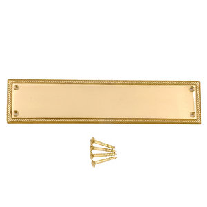 Image of Door plate (W)67mm