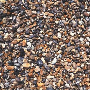 Blooma Pearl grey Decorative stones  Large Bag