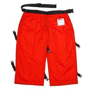 Orange Chainsaw leggings One size
