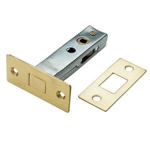 Image of B&Q Brass Door bolt