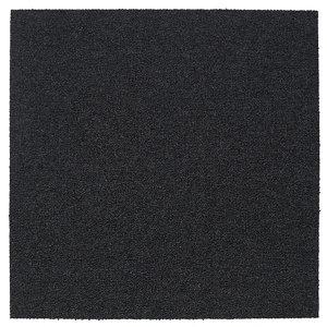 Colours Graphite Loop Carpet tile  (L)500mm