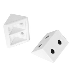 Image of Polypropylene (PP) Assembly joint (L)34mm Pack of 20
