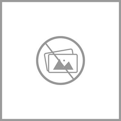 34mm Lava Matt Dark grey & white Earthstone Kitchen Round edge Worktop (L)1800mm