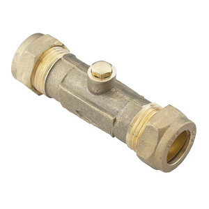 Image of Compression Double Check valve (Dia)15mm
