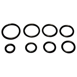 Plumbsure Rubber O ring  Pack of 8