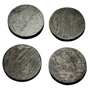 Plumbsure Rubber Valve Washer  Pack of 4