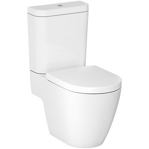 Image of Cooke & Lewis Helena Close-coupled Toilet with Soft close seat
