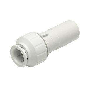 Image of JG Speedfit Push-fit Straight Reducer (Dia)22mm x 15mm