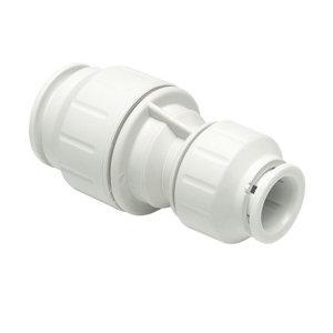 Image of JG Speedfit Push-fit Straight Reducing Coupler (Dia)22mm