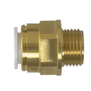Image of JG Speedfit Push-fit Coupler (Dia)25mm