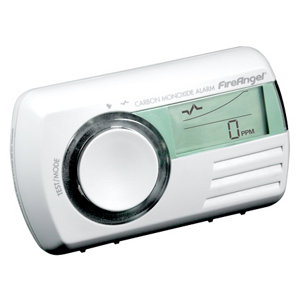Image of FireAngel CO-9DQ Wireless Carbon monoxide Alarm with 7-year battery