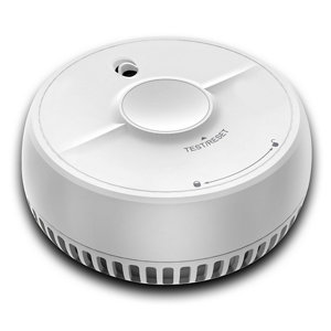 Image of FireAngel 9B-SB1-TP-R Optical Smoke & carbon monoxide Alarm with 1-year battery Pack of 2