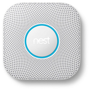 Image of Google Nest Mains-powered Smoke & carbon monoxide alarm