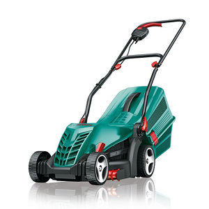 Image of Bosch Rotak 34 R Corded Rotary Lawnmower