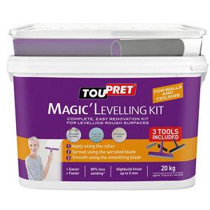Toupret Plasterer's kit