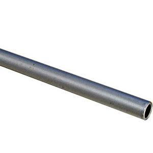 Image of Anodised Aluminium Round Tube (L)1m (Dia)10mm