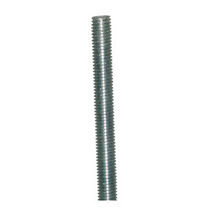 Image of FFA Concept Zinc-plated Steel M4 Threaded rod (L)1m
