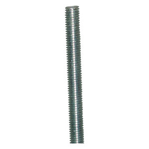 Image of FFA Concept Zinc-plated Steel M6 Threaded rod (L)1m