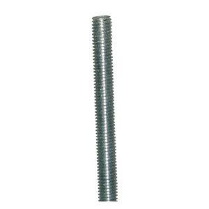 Image of FFA Concept Zinc-plated Steel M8 Threaded rod (L)1m