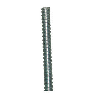 Image of FFA Concept Zinc-plated Steel M10 Threaded rod (L)1m
