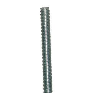 Image of FFA Concept Zinc-plated Steel M12 Threaded rod (L)1m