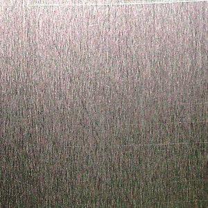 Silver effect Aluminium Smooth Sheet  (H)1000mm (W)500mm (T)0.5mm