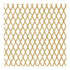 Image of FFA Concept Gold effect Anodised Aluminium Sheet (H)1000mm (W)500mm (T)1mm