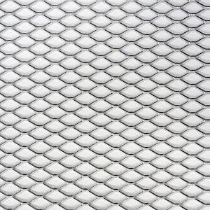 Image of FFA Concept Silver effect Aluminium Sheet (H)500mm (W)500mm (T)1mm