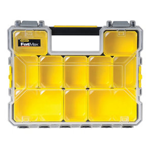 Image of FatMax Black & yellow Organiser