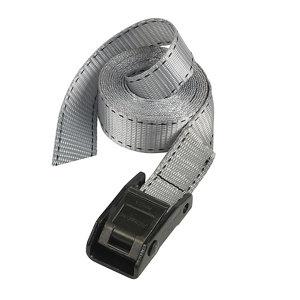 Image of Master Lock Grey Lashing strap (L)5m