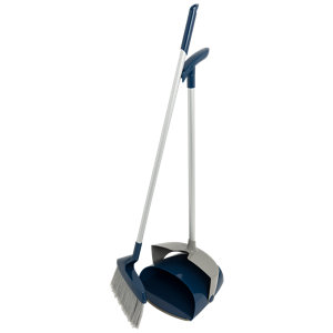 Elephant Polyethylene Indoor Broom kit  (W)285mm
