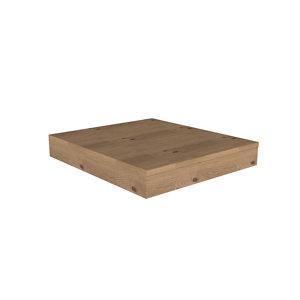 Form Oppen Oak effect Base unit (D)566mm
