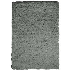 Colours Ava Light grey Rug (L)1.6m (W)1.2m