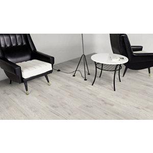 Ostend Natural Fresno effect Laminate Flooring Sample