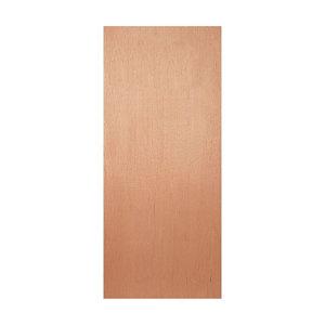 Flush LH & RH External Fire Door  (H)1981mm (W)838mm