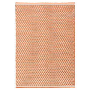 Image of Colours April Tonal Beige & coral Rug (L)1.7m (W)1.2m