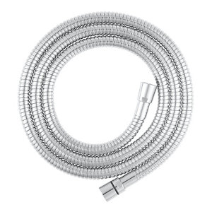 Image of GoodHome Brass Shower hose (L)2m