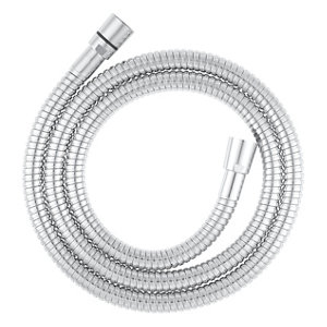 Image of GoodHome Brass Shower hose (L)1.5m
