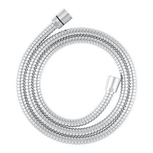 Image of GoodHome Stainless steel Shower hose (L)1.5m
