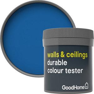 GoodHome Durable Valbonne Matt Emulsion paint 50ml Tester pot