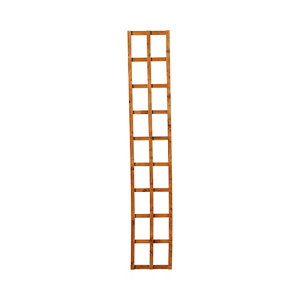 Image of Forest Garden Square Dip treated Trellis panel (W)0.32m (H)1.83m