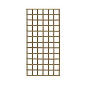 Image of Grange Elite Trellis panel (W)0.9m (H)1.83m