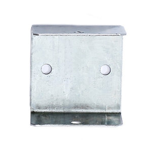 Image of Blooma Steel Fence bracket 45mm