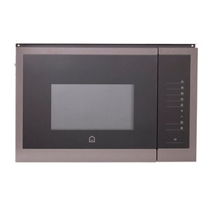 Image of GoodHome Bamia GHMO25UK 900W Built-in Microwave