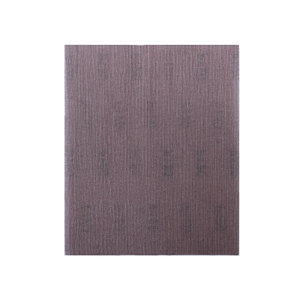 Image of Erbauer 120 grit Fine Hand sanding sheet Pack of 5