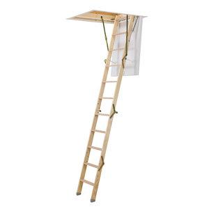 Mac Allister 4 section 12 tread Loft ladder kit